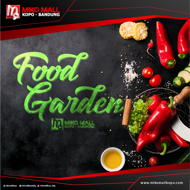 FOOD GARDEN at MIKO MALL