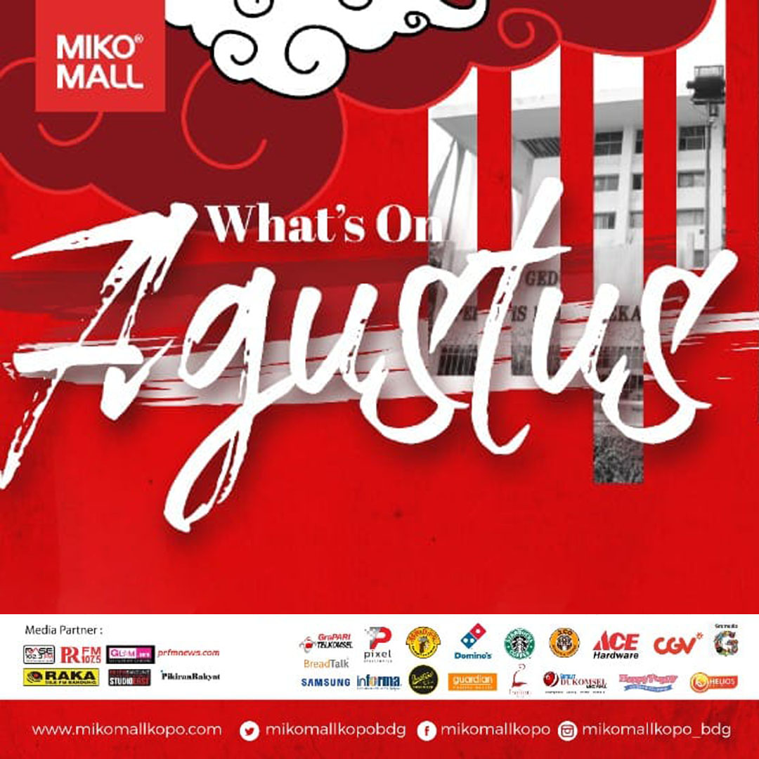 Whats on August at Miko Mall